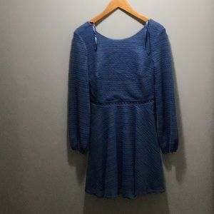 City Studio Blue day dress